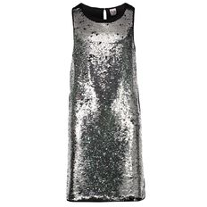 A'nD Brush Sequin Dress