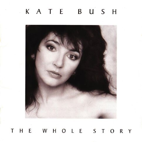The Whole Story CD by Kate Bush 1Disc