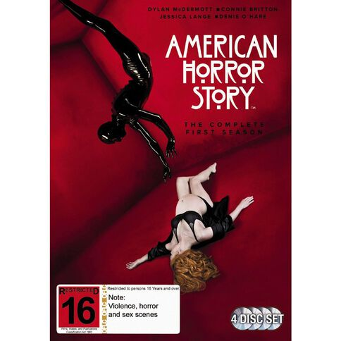 American Horror Story Season 1 DVD 5Disc