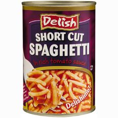 Delish Spaghetti 420g