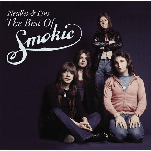 Needles & Pins The Best of CD by Smokie 2Disc