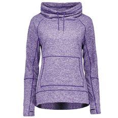 Active Intent Women's Nikki Roll Neck Sweatshirt