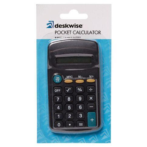 Deskwise Pocket Calculator