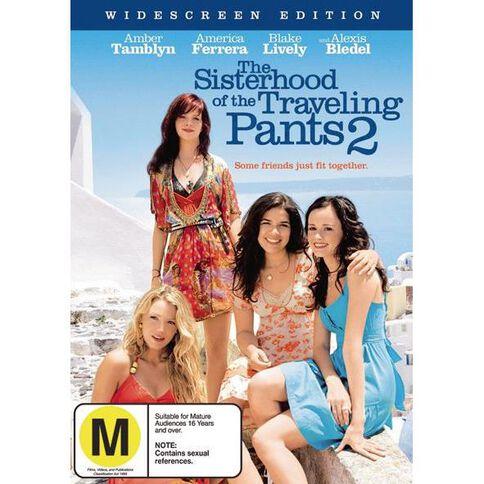 Sisterhood of the Travelling Pants 2 DVD 1Disc