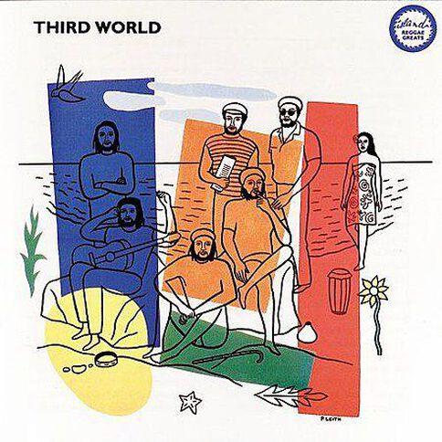 Reggae Greats CD by Third World 1Disc