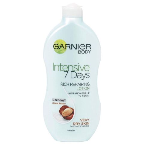 Garnier Body Intensive Lotion Shea 400ml