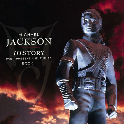 History CD by Michael Jackson 2Disc