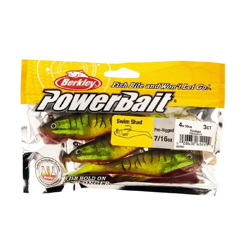 Berkley Power Bait Fire Tiger 4 inch