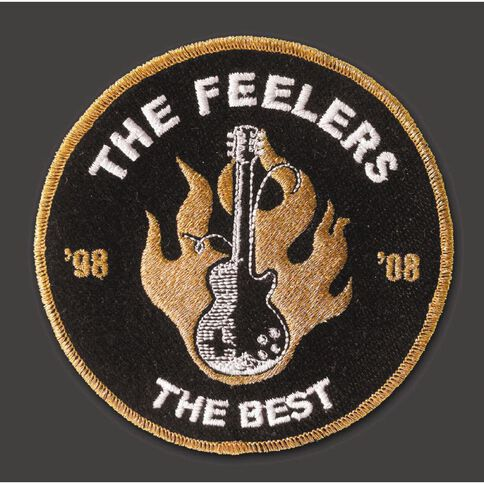The Best Of 1998 - 2008 CD by The Feelers 1Disc