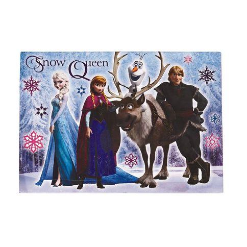 Disney Frozen Scribble Pad