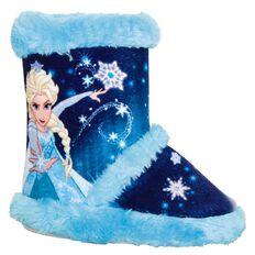 Frozen Kids' Boot Slippers