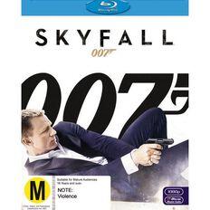 007 Skyfall Blu-ray 1Disc