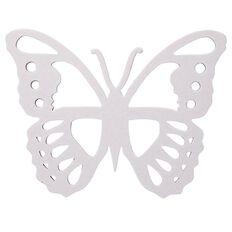 Rosie's Studio Chipboard Shape Butterfly 29cm