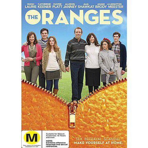 The Oranges DVD 1Disc