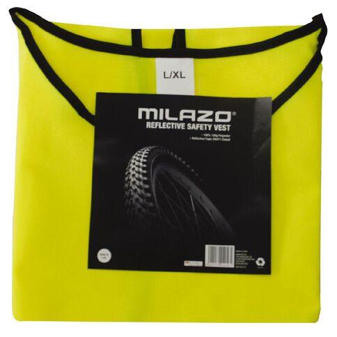 Milazo Bike Safety Vest Large/X Large