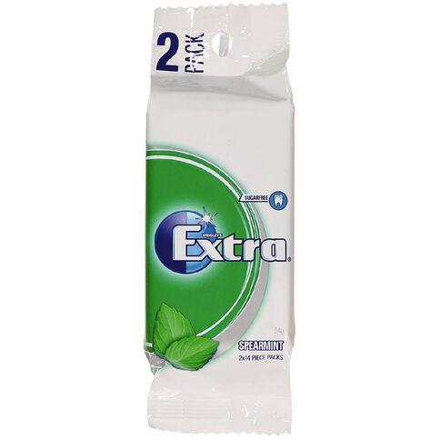 Extra Spearmint 28 Piece