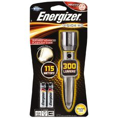 Energizer Vision HD Metal Light 300 Lumens