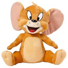 Warner Bros Jerry Mouse Plush 30cm