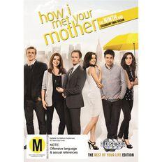 How I Met Your Mother Season 9 DVD 3Disc