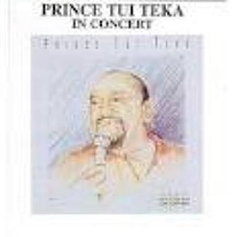 In Concert CD by Prince Tui Teka 1Disc