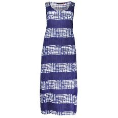 Kate Madison Tie Dyed Maxi Dress