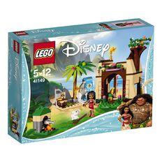 Moana LEGO Moana's Island Adventure  41149