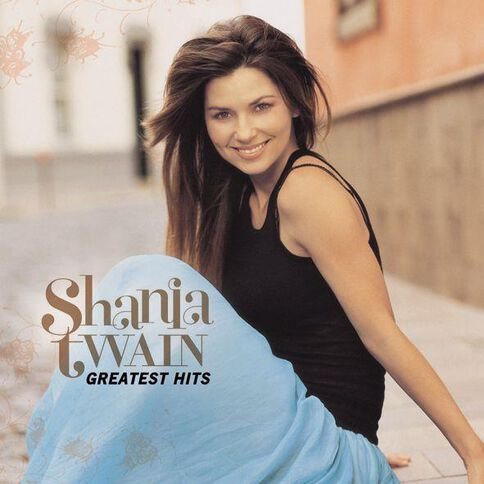 Greatest Hits CD by Shania Twain 1Disc