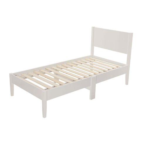 Kids Caboodle Glacier Bed Frame Single