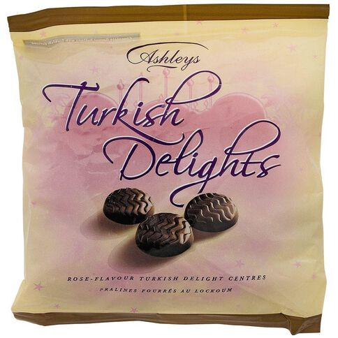 Ashley's Turkish Delights Buttons 200g