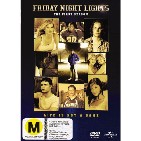 Friday Night Lights Season 1 DVD 6Disc
