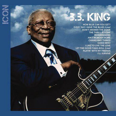 Icon CD by BB King 1Disc