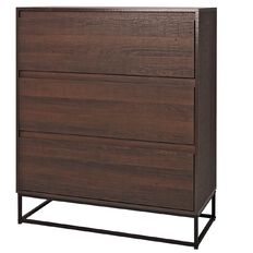 Living & Co Portland 3 Drawer Cabinet