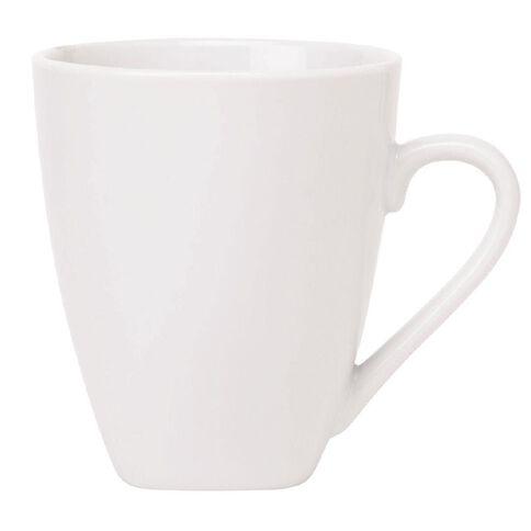 Living & Co Quadra Mug Square White