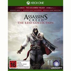 XboxOne Assassins Creed Ezio Collection