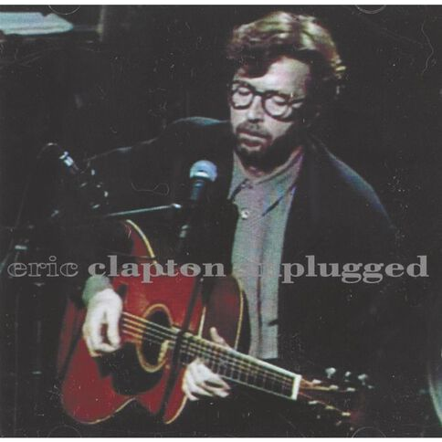 Unplugged CD by Eric Clapton 1Disc
