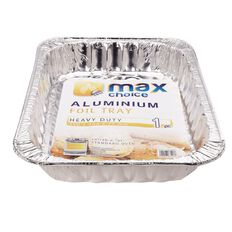 Max Choice Foil  Rectangular Roast Pan