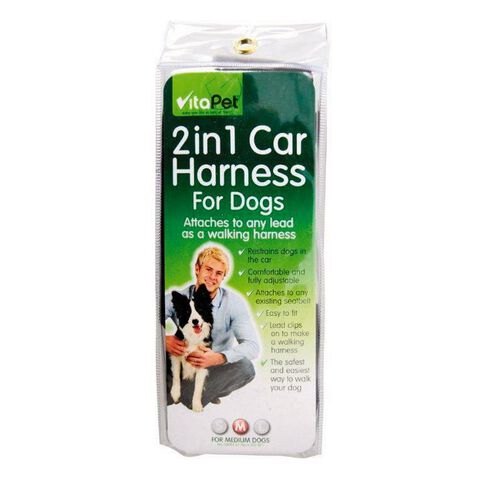 Vitapet Dog Car Harness Small