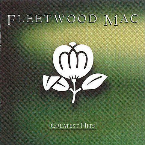 Greatest Hits 2 CD by Fleetwood Mac 1Disc