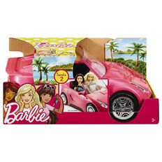 Barbie Glam Sparkle Convertible