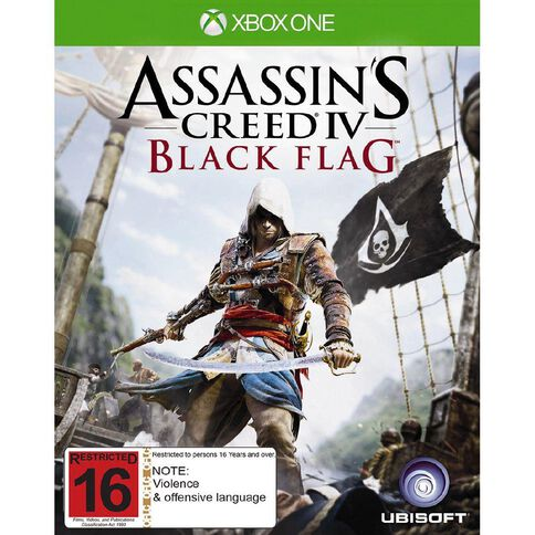 XboxOne Assassins Creed 4 Black Flag
