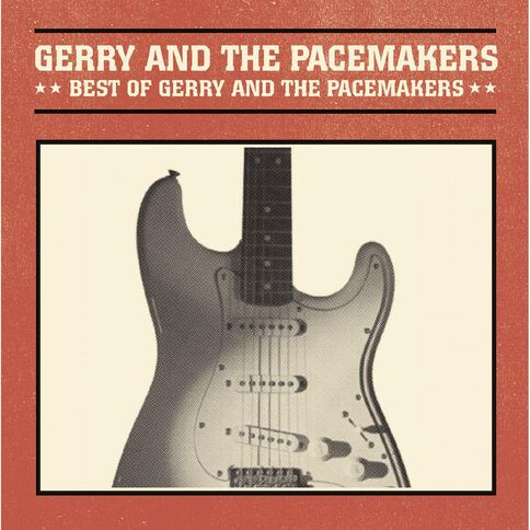 The Best Of CD by Gerry & The Pacemakers 2Disc