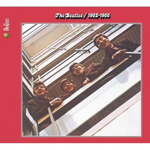 The Beatles: 1962 - 1966 (Remastered) CD by The Beatles 2Disc