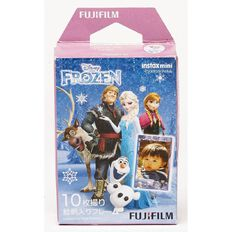 Fujifilm Instax Mini Frozen Film 10 Pack