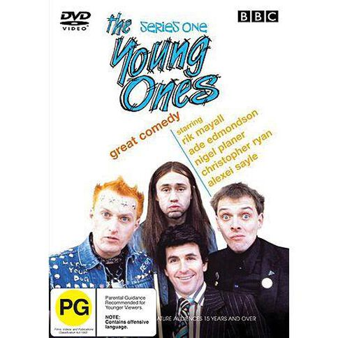 Young Ones Series 1 DVD 1Disc
