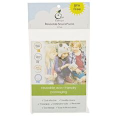 Kai Carrier Reusable Food Pouches Snack Pack 10 Pack