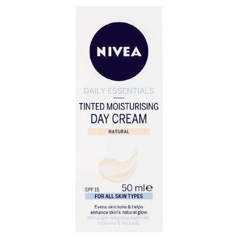 Nivea Visage Tinted Moisturising Creme 50ml