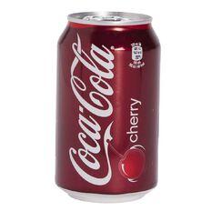 Coca Cola Cherry Can 330ml