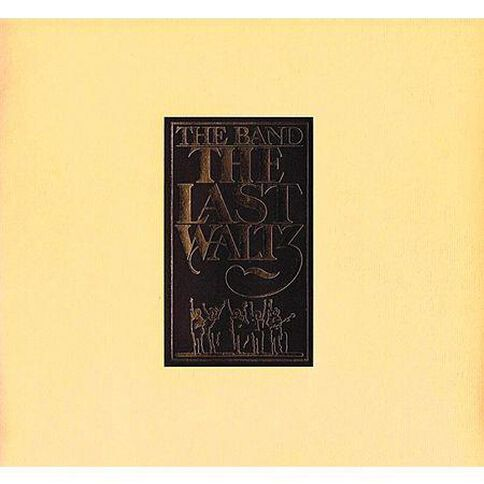The Last Waltz by The Band 2CD