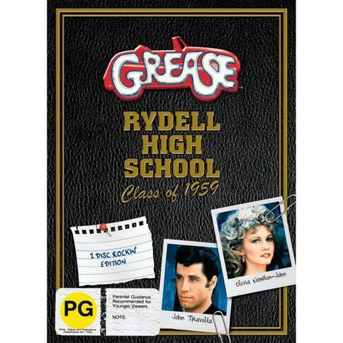 Grease DVD 1Disc