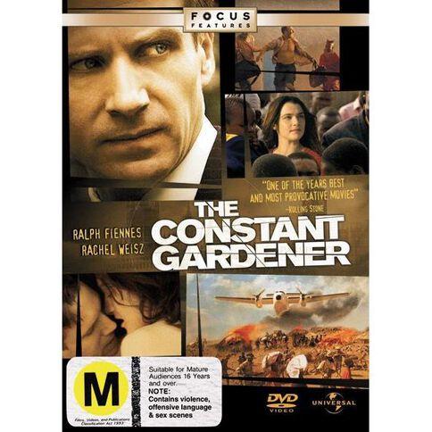 Constant Gardener DVD 1Disc